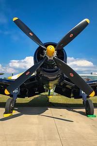 Corsair Propeller