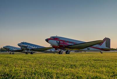 DC-3 Lineup