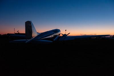 DC-3 Sunrise