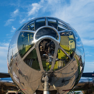 B-29 Bombardier Position