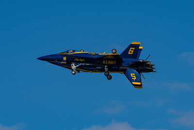 Blue Angels Fortus