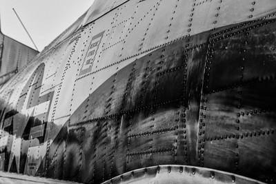 T-28 Side Detail