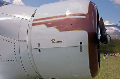 Beechcraft Staggerwing cowling