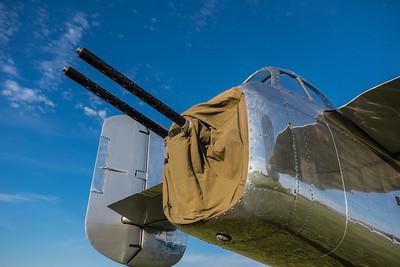 B-25 Rear Gun