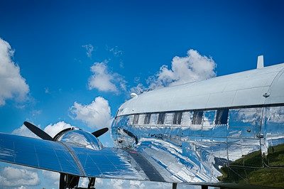 DC-3 Side