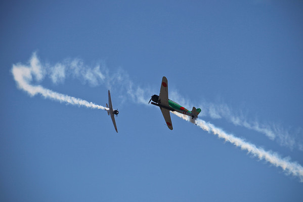 Wings Over Houston 2012