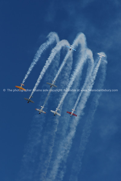 """Planes airshow formation. Tauranga Airshow, 2010.. Tauranga is New Zealands 5th largest city and offers a wonderfull variety of scenic and cultural experiences.<br />  ALSO SEE; <a href=""""http://www.blurb.com/b/3811392-tauranga"""">http://www.blurb.com/b/3811392-tauranga</a>"""