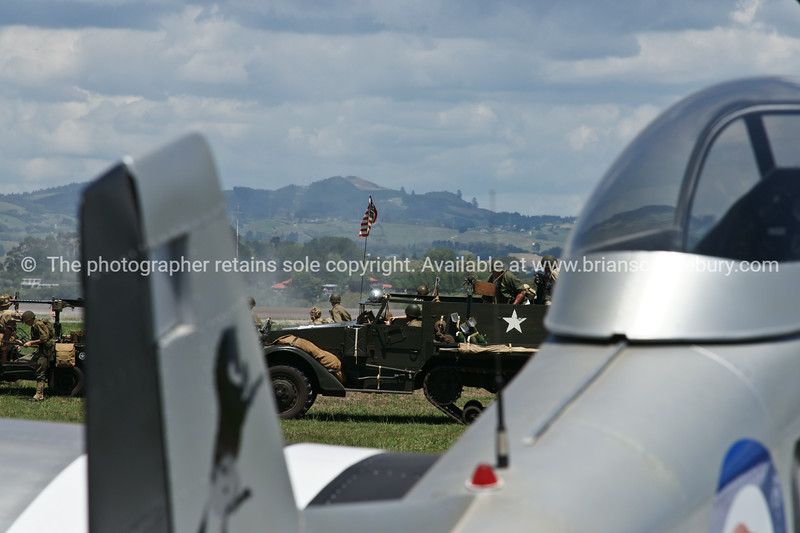 """Mock exercise. Demo at the Tauranga Airshow viewed over a plane, Tauranga Airshow, 2010. Tauranga is New Zealands 5th largest city and offers a wonderfull variety of scenic and cultural experiences. ALSO SEE; <a href=""""http://www.blurb.com/b/3811392-tauranga"""">http://www.blurb.com/b/3811392-tauranga</a>"""