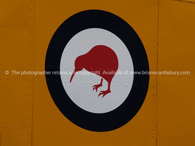 Taiuanga Airshow, 2008. New Zealand. The flying Kiwi emblem. Tauranga is New Zealands 5th largest city and offers a wonderfull variety of scenic and cultural experiences. ALSO SEE; http://www.blurb.com/b/3811392-tauranga