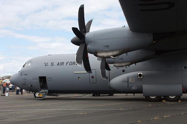 USAF C130 Hercules