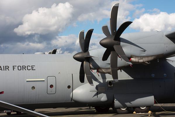 USAF Hercules C-130