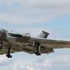 Avro Vulcan B.2 landing