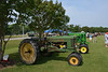 "Here's an old ""John Deer"" that has seen action on the farm!"