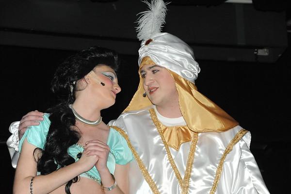 Aladdin Play, Sat. 4-25-09