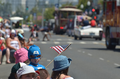 Alameda 4th July Parade