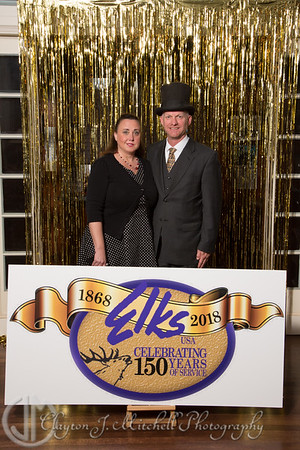 Alameda Elks Lodge • 150th Anniversary Gala