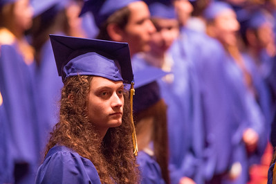 Alamo Heights ISD parents, family, friends, and staff send off the 2016 Graduates. Over 2400 in attendance at the Graduation Ceremony on 1 Jun 2016 at the Laurie Auditorium on Trinity University's Campus.