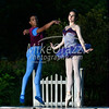 8/17/2017 Mike Orazzi | Staff<br /> Members of the Albano Ballet perform in the garden during a benefit for the Petit Family Foundation in Plainville Thursday evening.