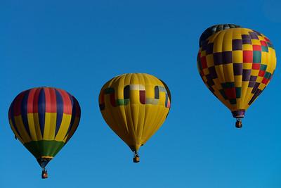 Albequerque Balloon Fiesta 2013