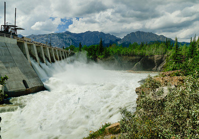Bow Valley Dam