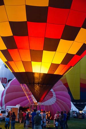 Balloon Glow.
