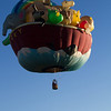 "A very cute ""Noah's Ark"" balloon."
