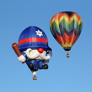 Balloon Fiesta - Morning Ascensions