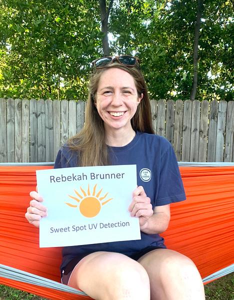 Rebekah Brunner of Sweet Spot UV Detection