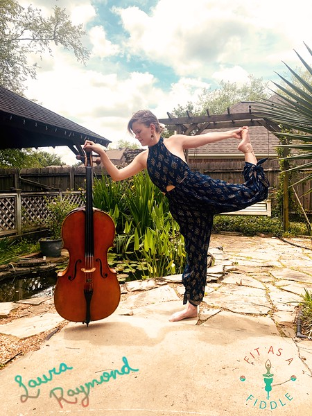 Laura Raymond of Fit as a Fiddle