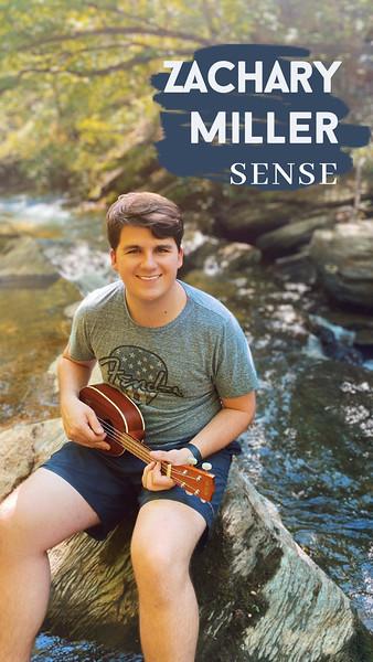 Zachary Miller of Sense