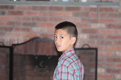 Alec 3rd Grade Recorder Concert