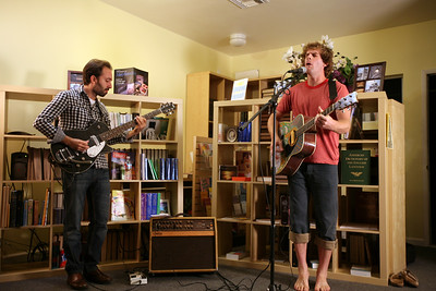 """Encinitas, CA - Alex Cook kicks off his West Coast CD Release tour of his first album """"Tree of Life"""". Jason Froese on bass (also the producer of the """"Tree of Life"""" album). More on Alex Cook at    http://www.stonebalancer.com"""