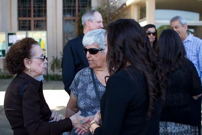 Alex Martinez Memorial Service, March 15, 2014.
