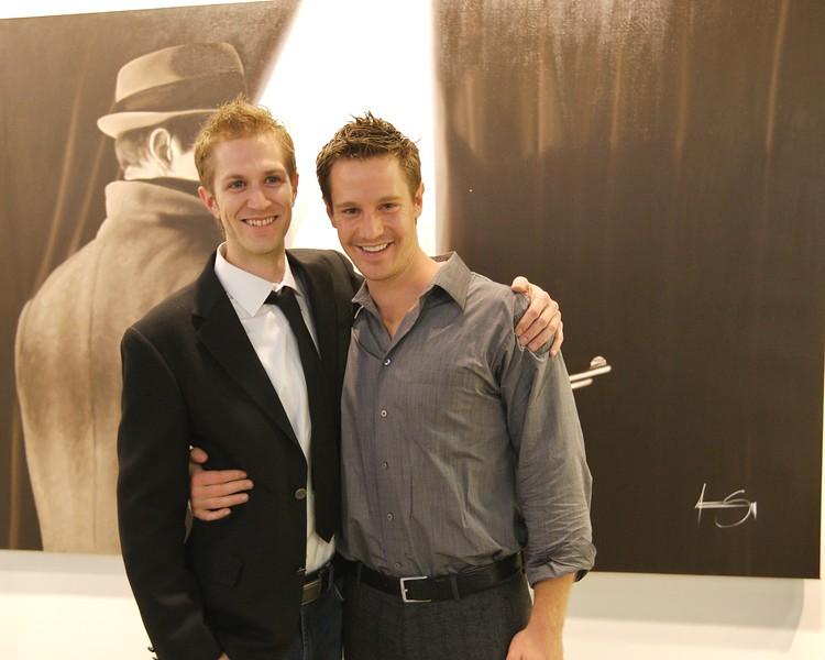 Alex & Jason Dorhing