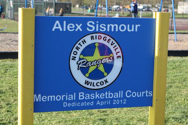 Alex Sismour Memorial Basketball Courts