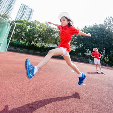 Alexis P6 Sports Day