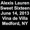 20130615 Alexis Sweet 16 (PRE)