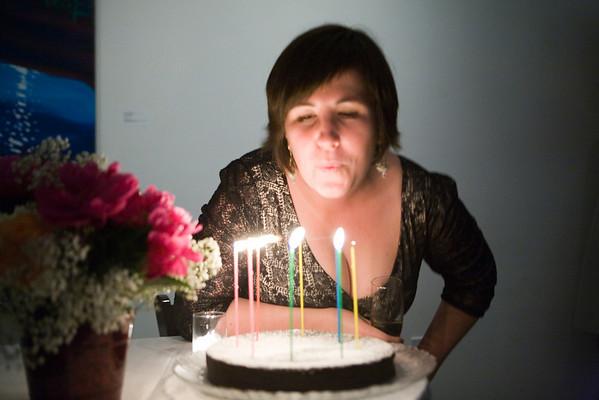 Alex's 30th