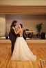 Sean and Ali's first dance at the reception.<br /> IMG_8799