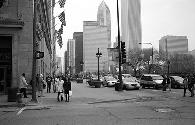 Saturday some time for sightseeing in Chicago.