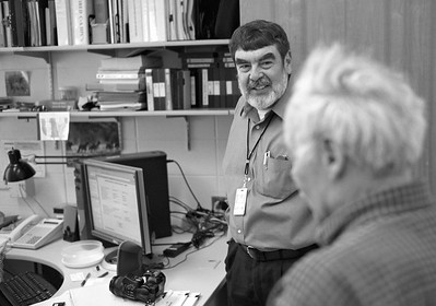 I join Larry on a visit of the old BNL AGS (Alternating Gradient Synchrotron) accelerator. It is a high radiation facility so numerous forms have to be filled out.
