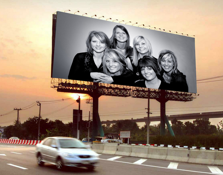BILLBOARD ALL ABOUT ME