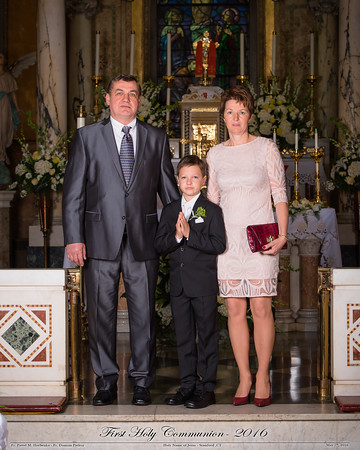 2016 First Communion-1