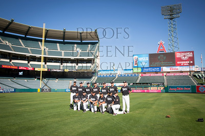 Angel Stadium Nov 8 2014