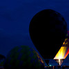 Hot Air Balloons Glow & Show <br /> Allen County Fair 2013