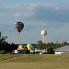 Hot Air Balloons<br /> Allen County Fair 2013