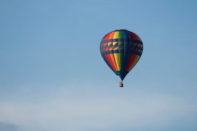 Hot Air Balloons<br /> Allen County Fair 2013