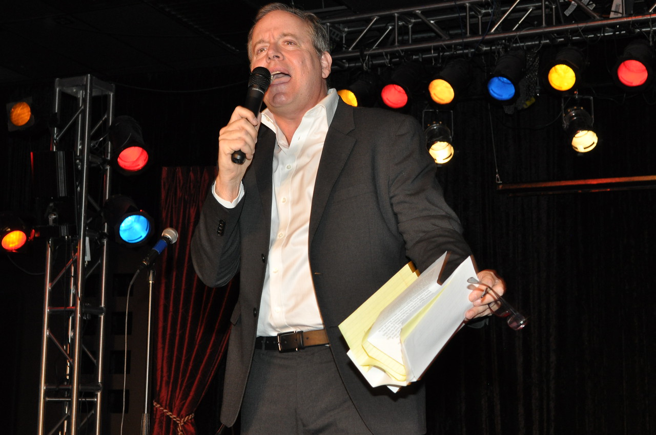 """""""The Alliance For Plasma Therapies"""" Fundraiser with keynote speaker Judge David Young at Las Vegas Rocks Cafe in downtown Las Vegas on the corner of Fremont and Las Vegas Blvd.  Photograph by Mark Bowers Copyright 2010 All Rights Reserved"""