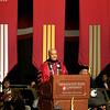 Elson Floyd, WSU President