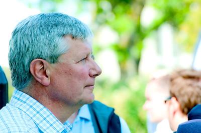 Lars Ohly i Almedalen 2010